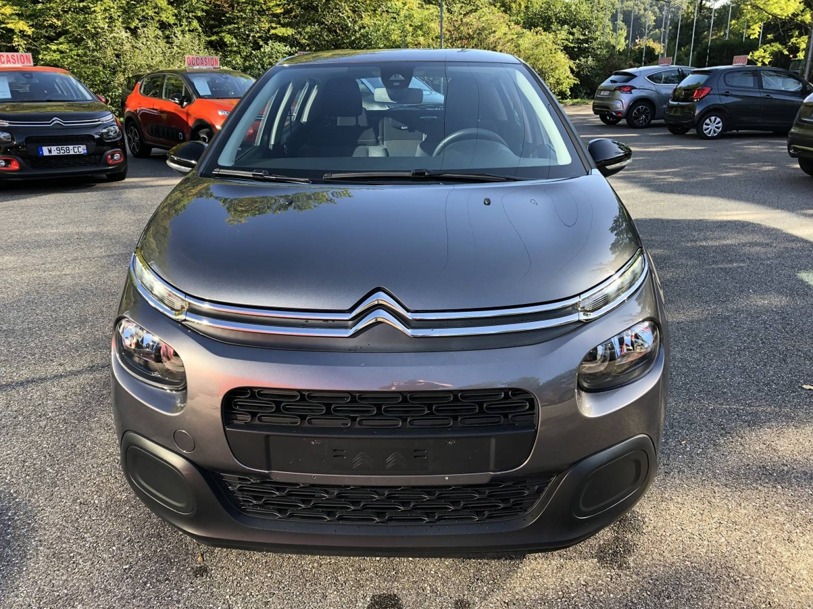 Voiture d'occasion CITROEN C3 1.6 BLUE HDI 75 FEEL à ...